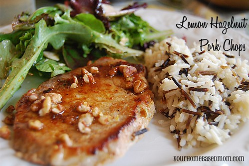 hazelnut pork chops - Page 362