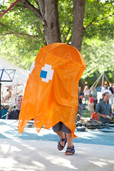 PopUp Fashion Show - Hyde Park Street Fair - 2009