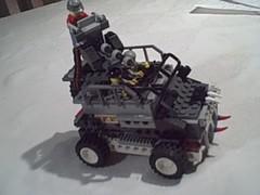 zombie death jeep