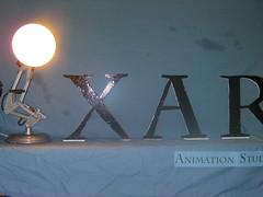 Luxo Jr. Build (Malarious!) Tags: lamp desk matthew jr disney pixar animation build studios ebisu luxo