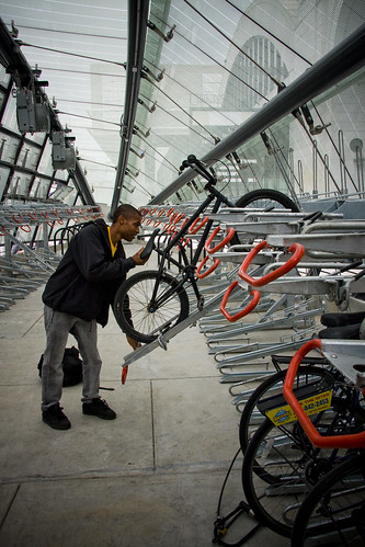 DC Bike Parking Interior2