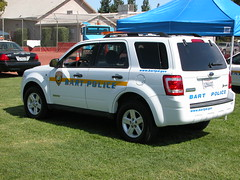 B.A.R.T. Police 2009 Ford Escape (lapd5150policemotor*) Tags: california county france cars ford truck fire la coach chopper highway state bart tahoe victoria cadillac ambulance american engines policecar chp dodge crown motor dare sheriff mustang hummer plain patrol charger ssp sherriff pumper policemotorcycle bartpolice policesmartcar slicktop vintagepolicecar citypolice countysheriff unmarkedpolicecar militarypolicejeep pattywagon policeunits plymouthpolicecar riponcapolicecarpolicemotorcycleshowoctober4th2009 squadunitradiocarradiounitunitchpchips fordchevydodgemopar wrappewr undercoveruinit sspsmartcar shorepatroljeep chaqrger copcopscopperpolicemanpolicemandepuity crownpumperfireapperatuswillyjeepfordjeep policedodgeram policecamaro chevypolicecamaro chevypolicetruck unmarkedpoliceunit