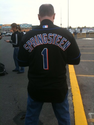 My kind of Mets fan #Springsteen