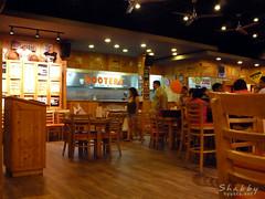 Inside Hooters (yaoifest) Tags: lumix hooters moa mallofasia lumixfs5