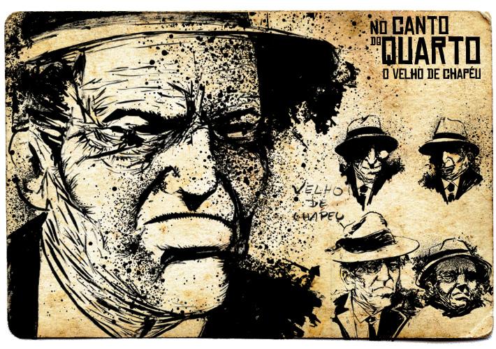 Estudos do Velho de Chapéu - por Dalton Soares