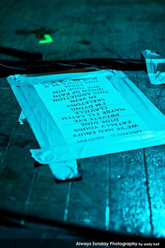 Alkaline Trio setlist from Riot Fest