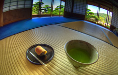 Japanese Tea (/\ltus) Tags: japan handheld teaceremony ise hdr ocha 茶 japanesetea 5xp japanhdr 200910 handheldbutproppeduponelbows