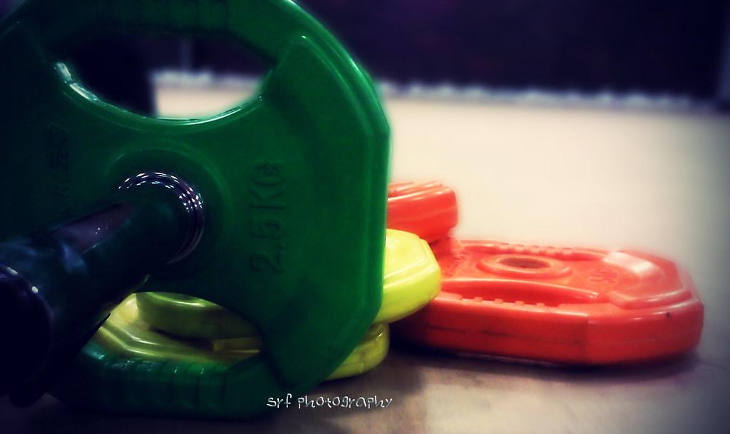 18/365 I love BodyPump!!