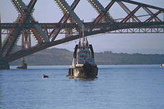 Dalmeny - 16783 (NH_Snap) Tags: bridge river scotland fife estuary forth leith tug 50 brücke lothian firth firthofforth queensferry schlepper dalmeny houndpiont nhsnap