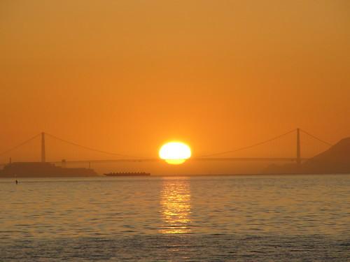 centered sunset 22oct2009