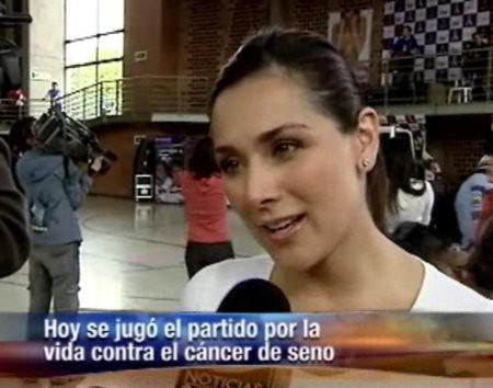 20091017 Silvia Corzo - Partido por la vida