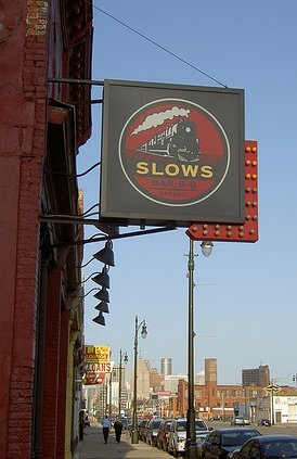 Slows BBQ is Expanding