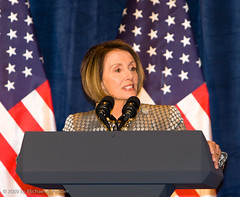 Speaker Pelosi (Michael Pancier Photography) Tags: people politics miamibeach 2009 seor soth nancypelosi presidentoftheunitedstates october26 speakerofthehouse fountainebleauhotel floridaphotographer michaelpancier michaelpancierphotography democraticfundraiser landscapephotographer presidentobama eos7d wwwmichaelpancierphotographycom seorcohiba