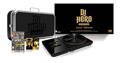DJ Hero Collector