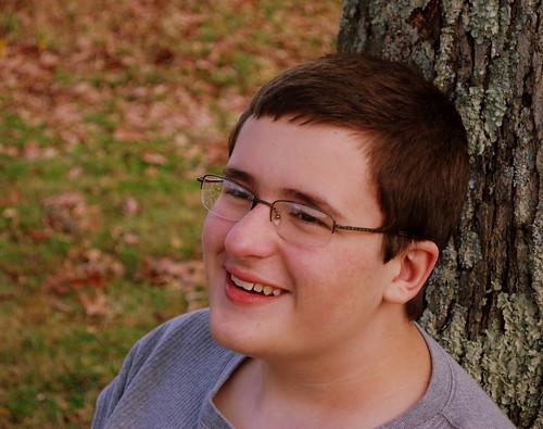 Nov 09 Jess smiling