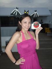 Bacardi Batgirl
