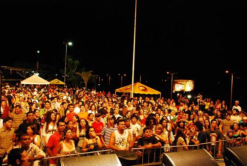 Público do Calango