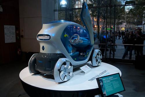 Concept Electric Car - Twizy ZE