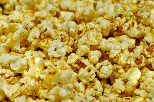 Matt's Indian spiced popcorn | A Smart Mouth