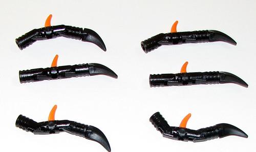 LEGO Atlantis 8056-1 Monster Crab Clash - Legs