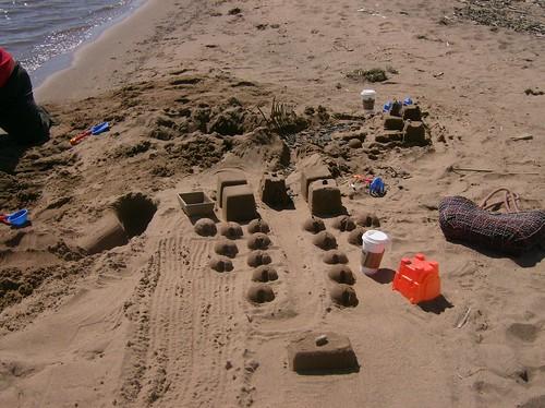 Jen's sand town