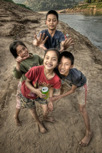 Nam Khan River Kids