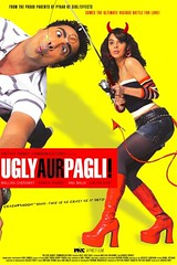 [Poster for Ugly aur Pagli]