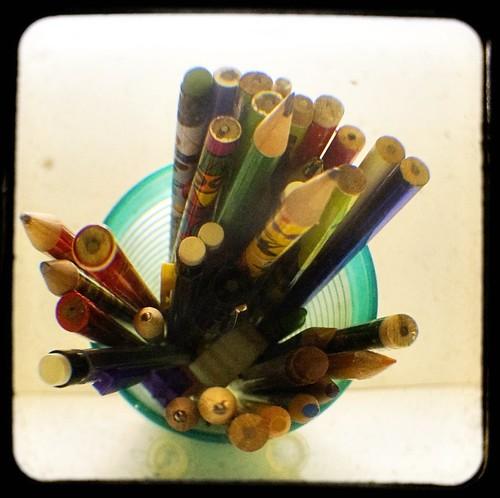 303:365铅笔