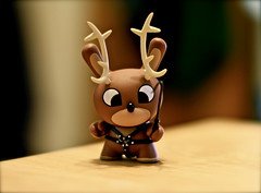 Dirty Reindeer will do the Whipping