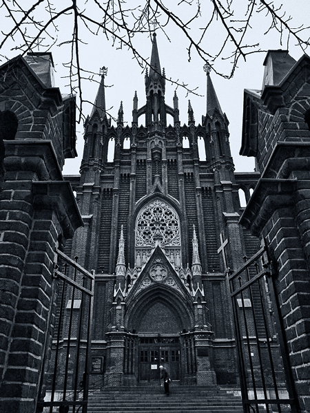 Moscow Gothic