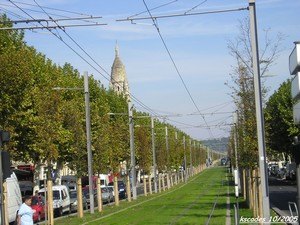 Avenue Thiers Bordeaux