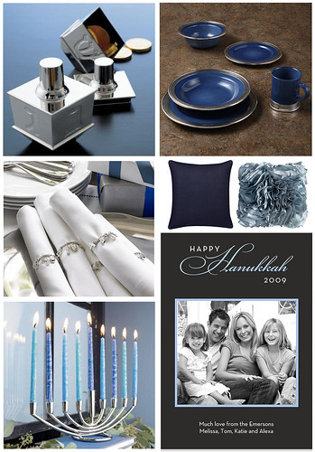 City Chic Hanukkah
