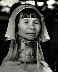 "BW Portrait of a ""Longneck Woman"" (ulli_p) Tags: travel friends people blackandwhite bw woman art blackbackground portraits thailand friend asia southeastasia faces head best longneck brass blackdiamond longnecktribe thaipeople karentribe padaung travelphotography artisticexpression aworkofart longneckkaren superaplus aplusphoto flickraward blackwhiteaward theperfectphotographer earthasia thebestshot spiritofphotography qualitypixels bestflickrphotography artofimages"