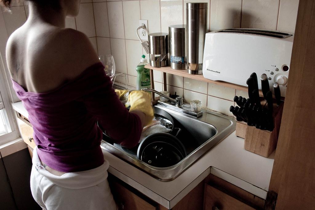 89 365 clean house