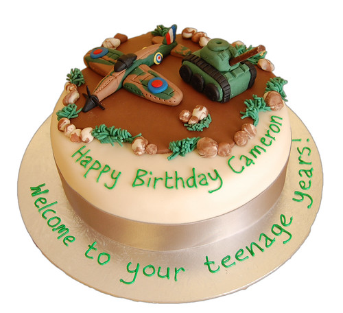 Girl Scout Cake Decorating Ideas