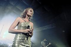 Emily Haines: Metric (Eric Uhlir) Tags: 2009 austinist concert december do512 emilyhaines ericuhlir lazonarosa metric performance show live music rock