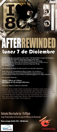 After Rewinded - Blue Lounge