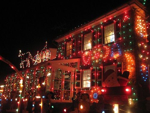 Koziar's Christmas Village in Bernville PA Lights Up The Night ...