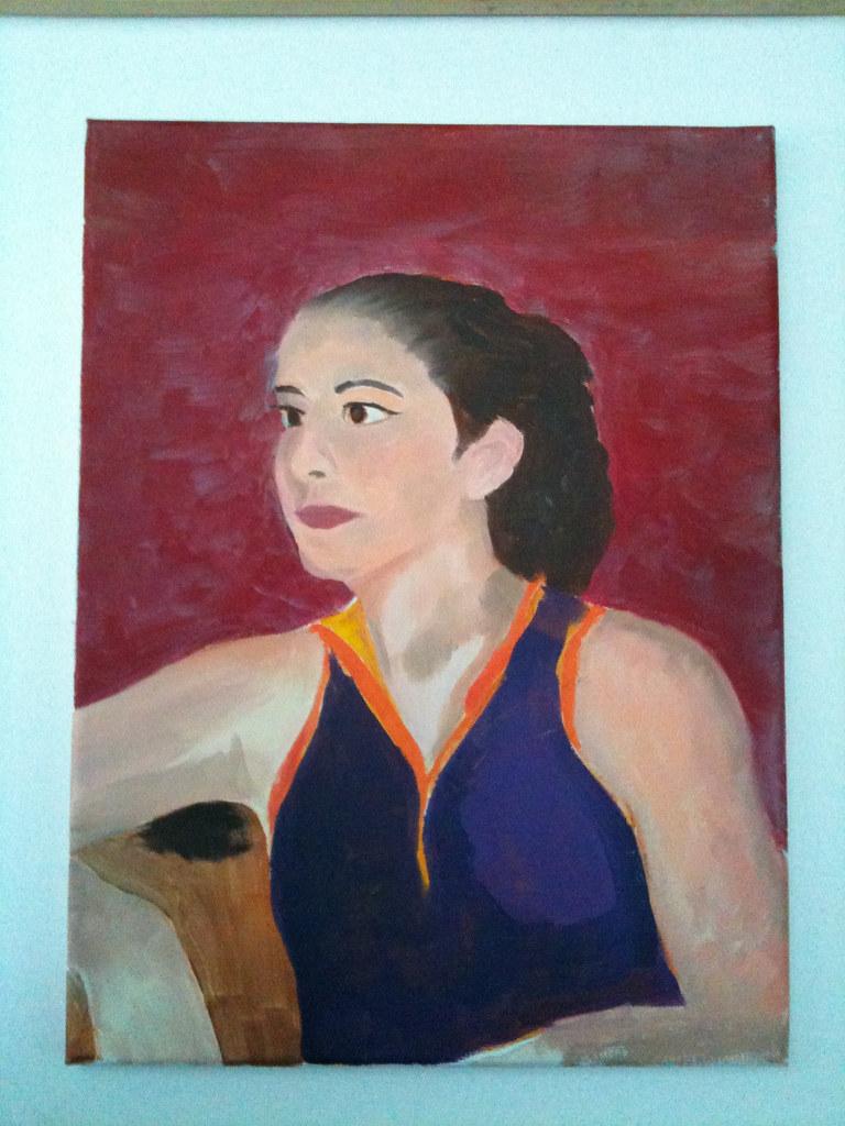 portrait 2 (unfinished)