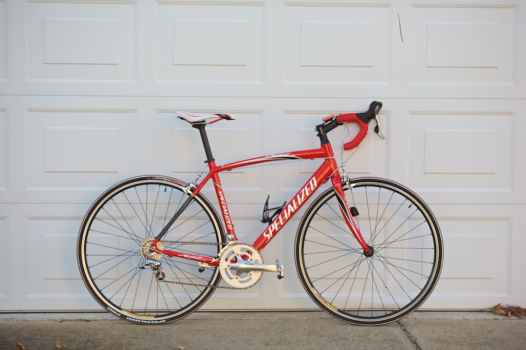 Here is my 2009 Allez Elite