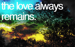 the love always remains. (coco aice.) Tags: love always remains mgmt