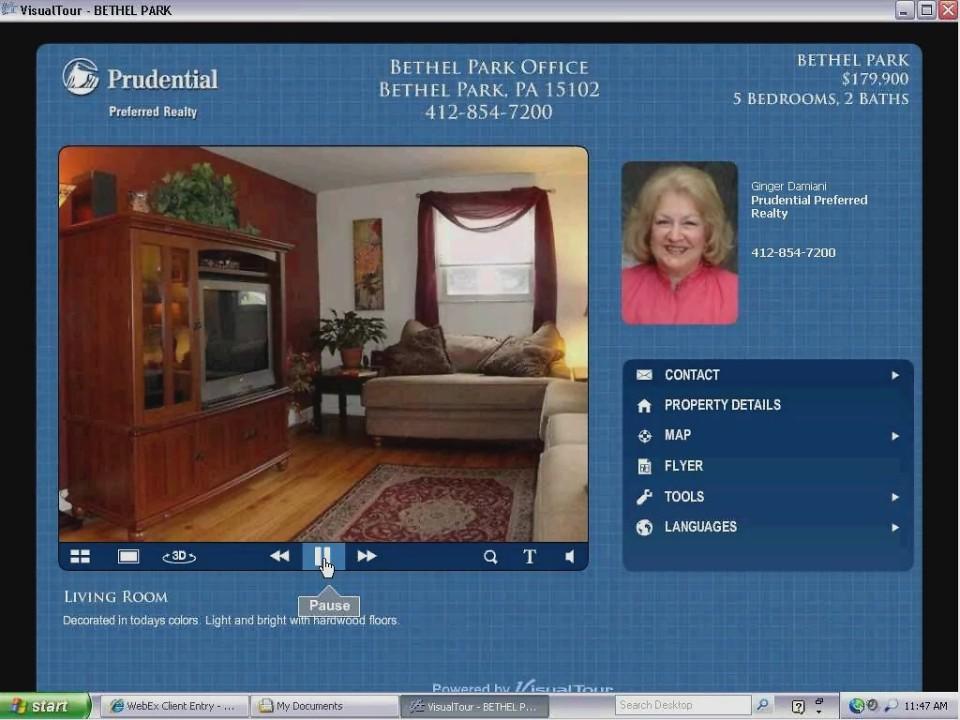 Bethel Park Homes For Sale 1512AndreaDriveVirtualTour
