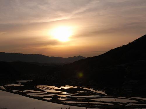 飛鳥の『夕日スポット』まとめました@明日香村
