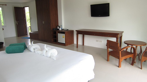 Koh Samui Kirati Resort -Deluxe Room サムイ島キラチリゾート デラックスルーム (9)