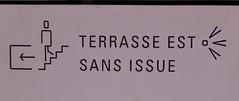 de la terrasse (3) (canecrabe) Tags: terrasse issue graphisme pictogramme