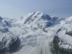 Glacier from Gornergrat (roger4336) Tags: 2005 alps schweiz switzerland glacier zermatt matterhorn alpen alp wallis valais gornegrat