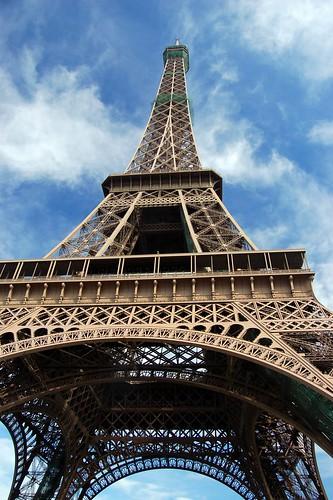 La Tour Eiffel, Paris 巴黎 艾菲爾鐵塔