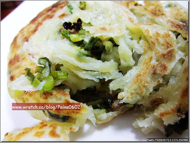 慕鈺華蔥油餅