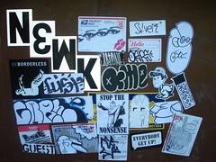 black and white (Teper1 SBOS) Tags: white black get art up graffiti stickers everybody can latvia blonde sliver guest thrash ame core stn oars combo gesus teper resp cust artone jabz ceito newk minerox beborderless liptalk drdemise