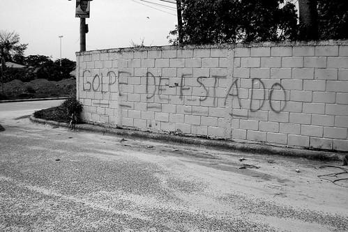 """""""Golpe de Estado"""" da ross_rm."""